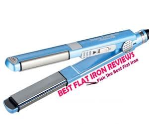 Babyliss pro titanium flat iron