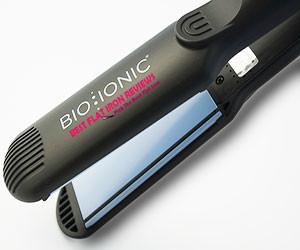Bio ionic one pass flat iron