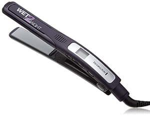 Remington S7901 Wet 2 Straight Slim Plate Wet/Dry Ceramic Hair Straightening Iron with Tourmaline