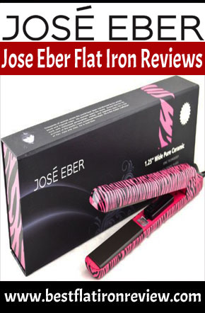Jose Eber Flat Iron Reviews