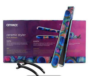 Amika Hair Straightener Flat Iron