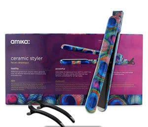 Amika Hair Straightener Flat Iron