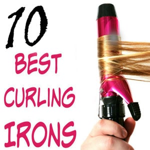 10 Best Curling Iron Reviews With Ultimate Buying Guide 2017