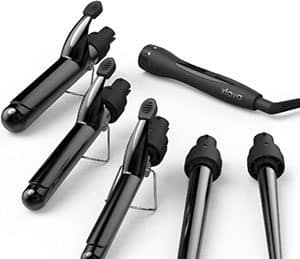 Xtava 5 in 1 Interchangeable curling Wand