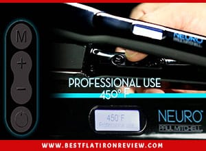 Paul Mitchell Neuro Smooth Flat Iron