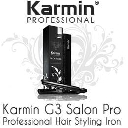 Karmin G3 Salon Pro Flat Iron